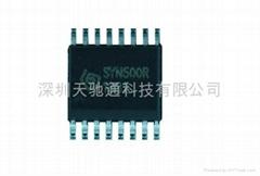 超外差无线接收芯片SYN500R