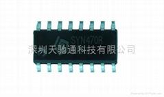 超外差无线接收芯片SYN470R SYN450R