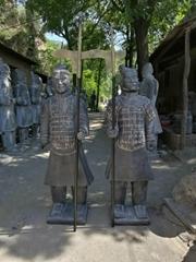 西安陶土兵马俑厂家