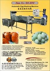 Automatic Egg Washing Machine