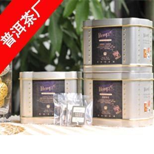 精美铁管包装伯爵味普克袋泡茶 1