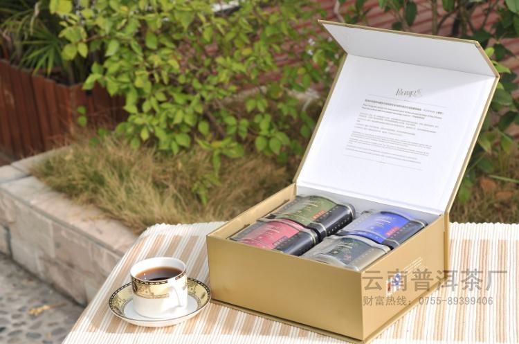 年份系列一套礼盒装送礼商务礼品茶叶 3
