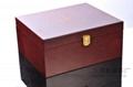 高档木盒包装高端礼品袋泡茶 3