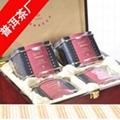高档木盒包装高端礼品袋泡茶