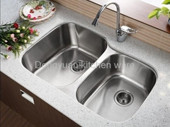 Stainless steel sink(801