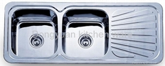 Stainless steel sink(983)