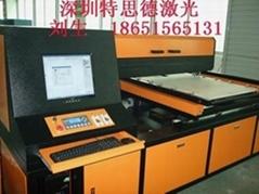 高精度数控激光刀模切割机