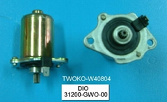 Starter motor Hoda DIO. and others models...