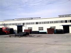现代工业厂房