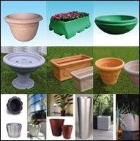 Rotational molding planter& flower pot