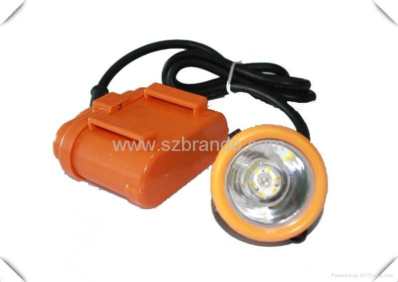 KJ6LM 5000lux safety mining lamp. Led miner's lamp. LED lighting 2