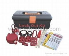 BO-X07 Safety Lockout Kit ,lockout