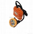 KJ6LM 5000lux safety mining lamp. Led miner's lamp. LED lighting 1