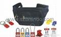 BO-X07 Safety Lockout Kit ,lockout Station for locks