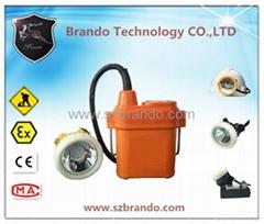 KJ6LM 5000lux safety mining lamp. Led miner's lamp. LED lighting