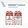 BO-T03 Safety Tagout , Safety labels,