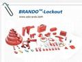 F11,F12,F13,F14,F15 Gate Valve Lockout, safety locks,
