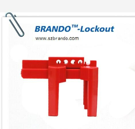 BO-F01 ,F02 Adjustable Ball Valve Lockout