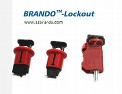BO-D01/02/D03/D04  Miniature Circuit Breaker Lockout,