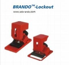 BO-D11 ,D12,D13 Clamp-on Breaker Lockout,