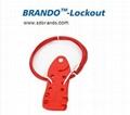 BO-L21 Economic Cable lockout, safety