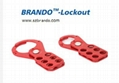 BO-K23/K24 Vinyl Coated steel HASP with