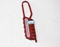 BO-K43 Nylon Lockout HASP, Safety HASP