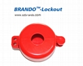 BO-PM21 Cylinder Tank Lockout. lockout tagout