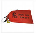 BO-D71 Safety Lockout Bag , lockout