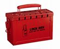BO-X02 Safety Lock Station for locks ,