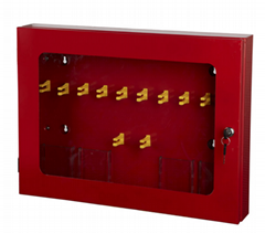BO-S61 Lockout Kit/ Lockout Cabinet Steel