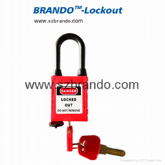 BO-G15 ABS Padlocks with