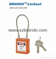 BO-G33 76mm stainless steel shackle