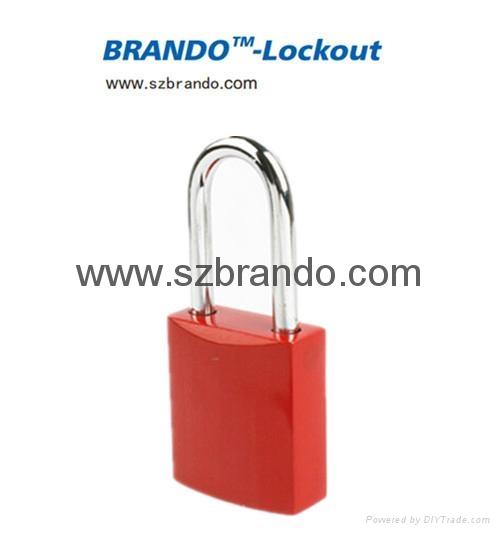 BO-G61/G62 Aluminum Padlock , Safety Lockout