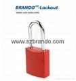 BO-G61/G62 Aluminum Padlock , Safety
