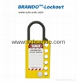 BO-K52 Six Hole Aluminum Lockout Hasp