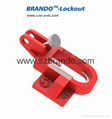 BO-D24 Ultra Large Size Circuit Breaker Lockout