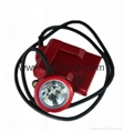 KL4LM 4500lux safety mining lamp. Led
