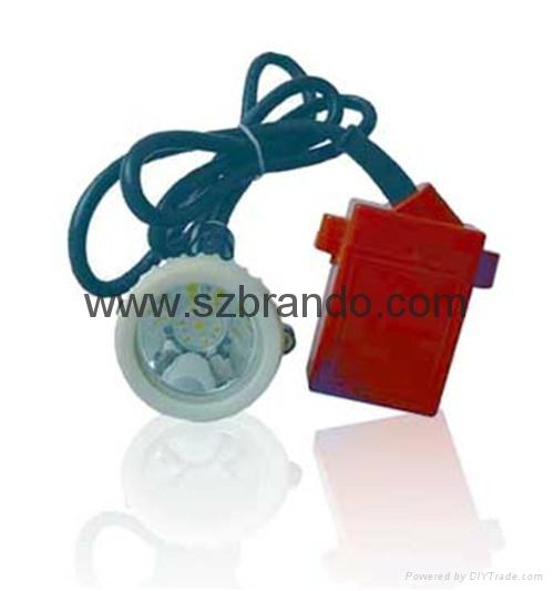 KJ3.5LM 4500lux safety mining lamp. Led miner's lamp. LED lighting 1