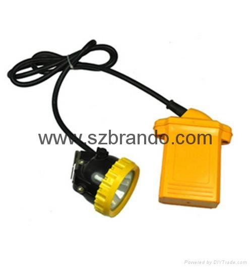 KJ3.5LM 4500lux safety mining lamp. Led miner's lamp. LED lighting 2