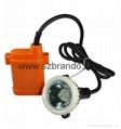 KJ3.5LM 4500lux safety mining lamp. Led miner's lamp. LED lighting 3