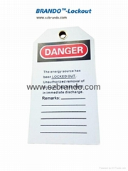 T01/T02 Safety Tagout , Safety labels, Warning Tapes