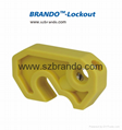 BO-D07  Miniature Circuit Breaker Lockout