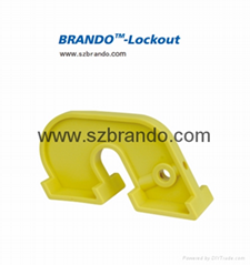 BO-D09  Miniature Circuit Breaker Lockout