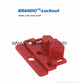 BO-D10  Miniature Circuit Breaker Lockout