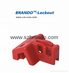 BO-D16  Miniature Circuit Breaker Lockout