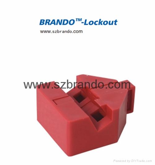 BO-D14 Miniature Circuit Breaker Lockout