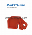 BO-D08  Safety Breaker Lockout
