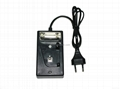 BO-C004 Single lamp charger,LED caplamp charger with CE