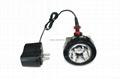 BO-C007 Single lamp charger,KL2.5LM Li-ion headlamp charger